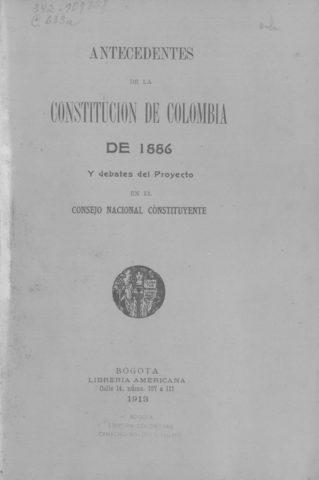 CONSTITUCION POLITICA