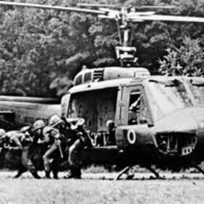 Unit 11: The Vietnam Era timeline