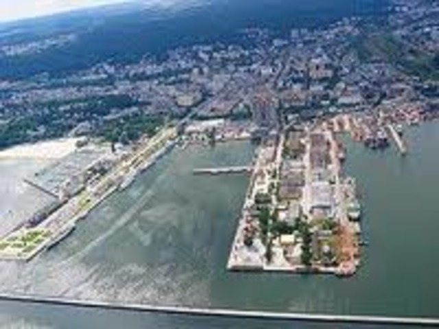 Port of Gdynia opens