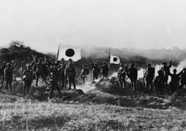 The Japanese Kwantung army kills the Manchurian warlord