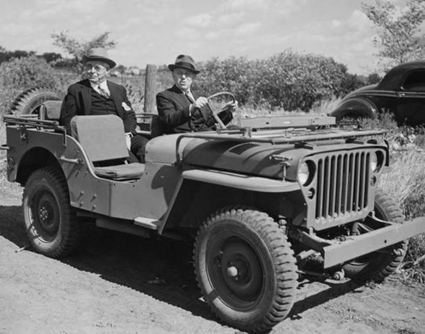 The Jeep was Invented
