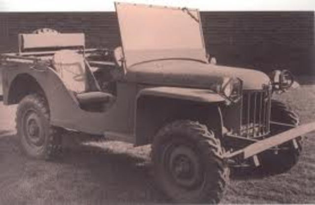Invention of Jeep