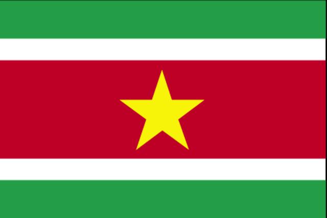 Surinam Independencia