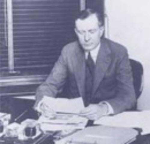 Thomas John Watson, Sr. (February 17, 1874 – June 19, 1956) was the chairman and CEO of International Business Machines (IBM)