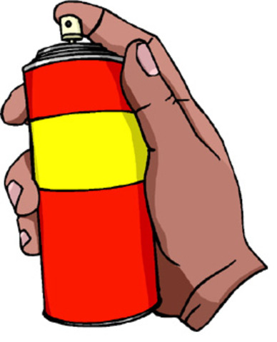 Inventions: Aerosol spray cans