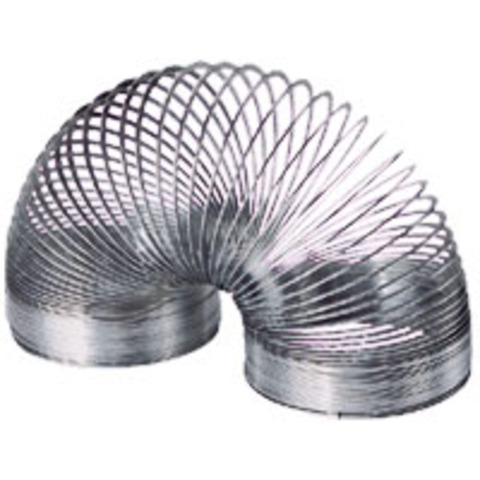 Inventions: Slinky