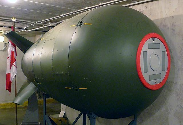 Inventions: Atomic Bomb