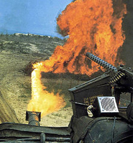 Inventions: Napalm