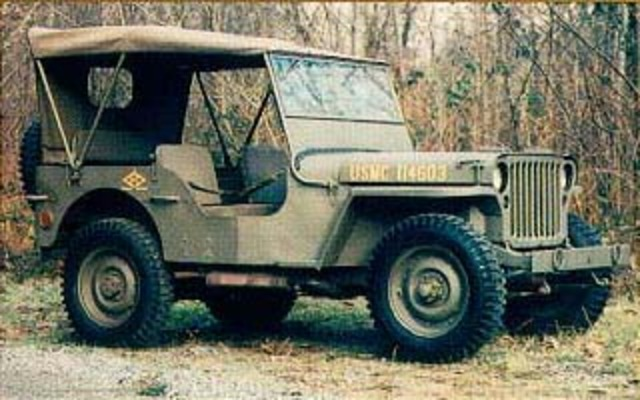 Inventions: Jeep