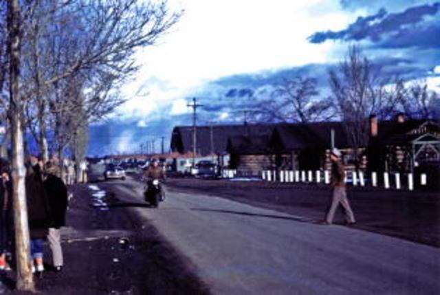 Downtown Los Alamos