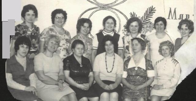 С 1975г. по 1986г. ясли-сад возглавила Гольдштейн Валентина Ивановна