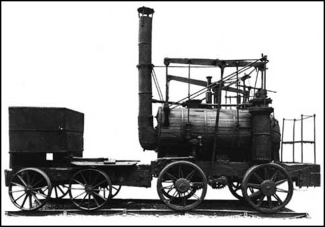 50 PSI Railroad Locomotive