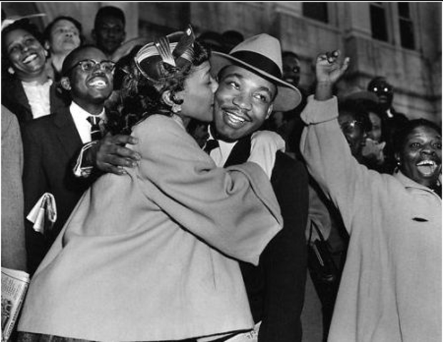 Martin Luther King, Jr. marries Coretta Scott.