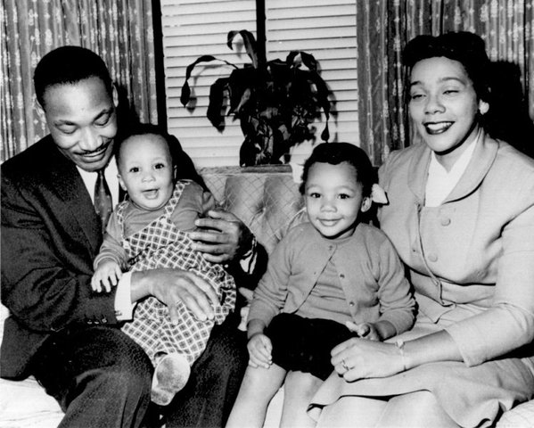 Martin Luther King Jr.'s first son is born.