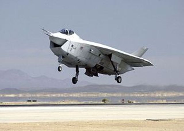 Boeing X-32