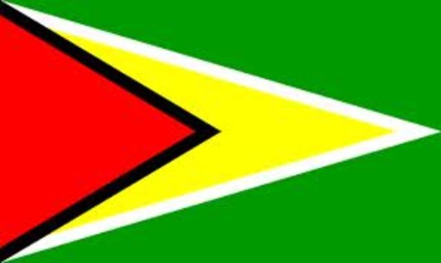 Independecia de Guyana