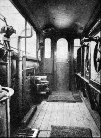 Nehemiah Hodge's locomotive vacuum brake
