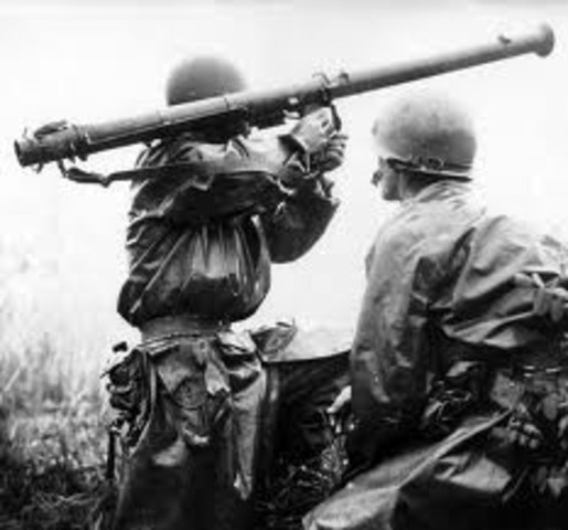 The Bazooka was Invented