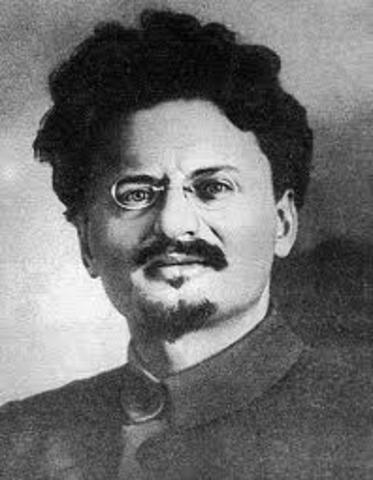 Trotsky founds the Fourth International