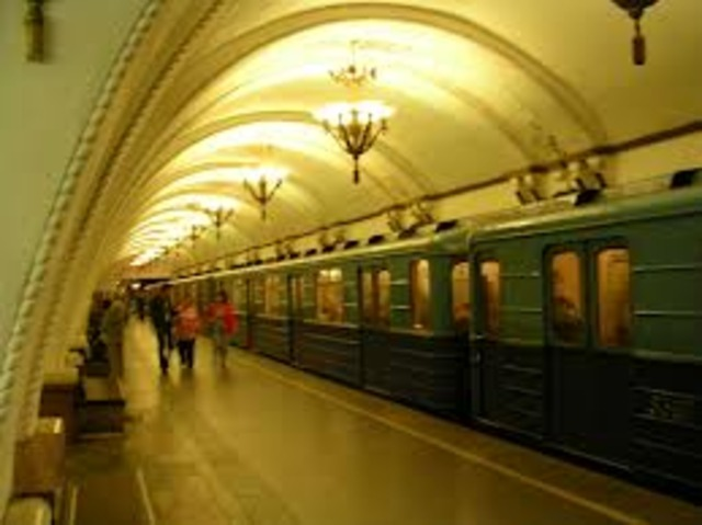 The Moskow subway is inaugurated