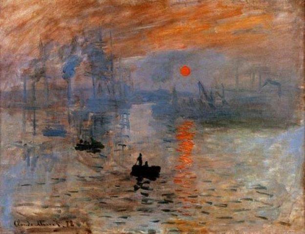 из музея Мармоттан в Париже было похищено десять картин Моне, Ренуара и Моризо