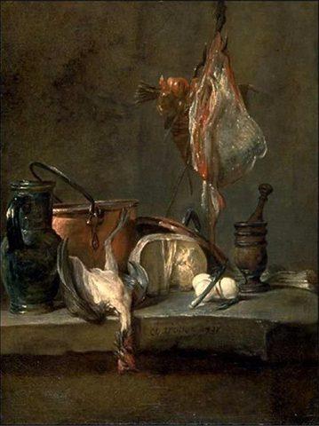 в Нью-Йорке из частной художественной галереи были похищены 18 картин и 10 рисунков, в том числе шедевры Шардена