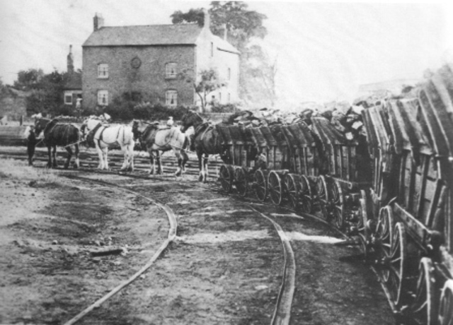 Flanged Wheeled Wagons