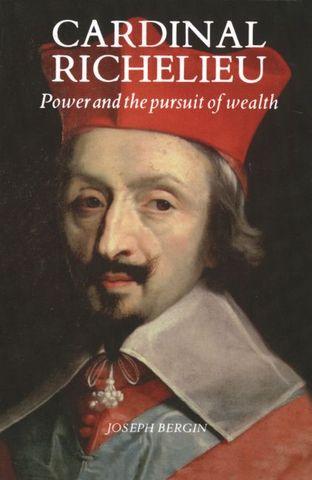 Cardinal Richelieu in effort, the ruler of France
