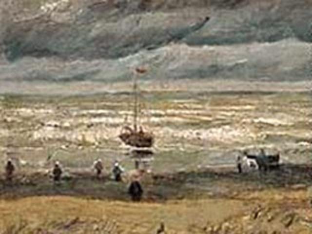 в Национальном музее в Стокгольме похищены 2 картины Ренуара и картина Рембрандта