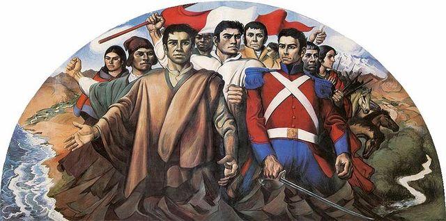 Primer pronunciamiento de la independencia del Perú