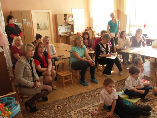 С 2011 года деятельность МДОУ  осуществляется в режиме опорной, площадки  на тему: «Организация работы по социально-личностному развитию детей» проводятся теоретические и практические семинары.