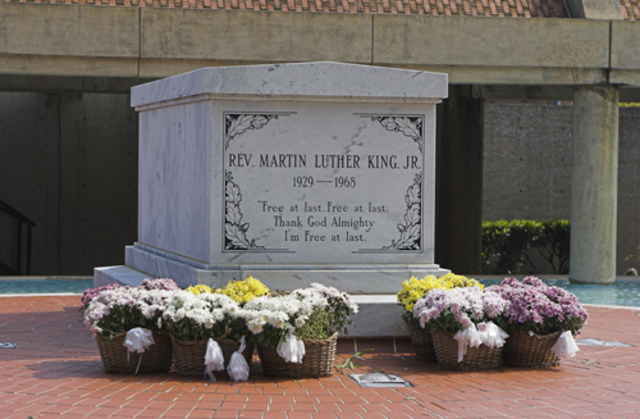 Martin Luther King, Jr. dies.