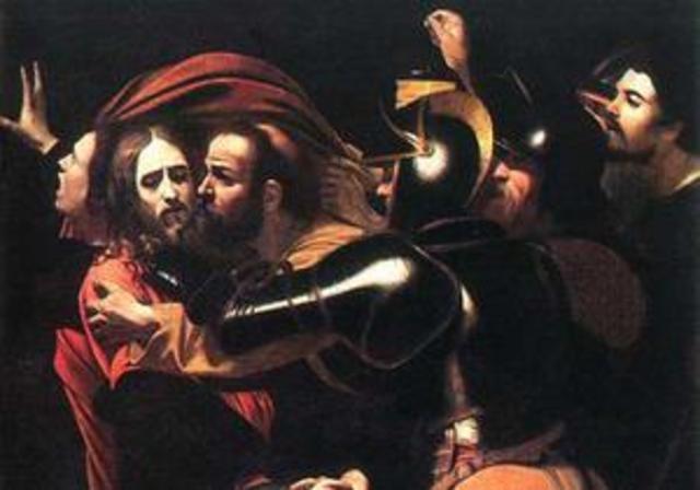 из Одесского музея западного и восточного искусства похищена картина Микеланджело Меризи да Караваджо Взятие Христа под стражу или Поцелуй Иуды