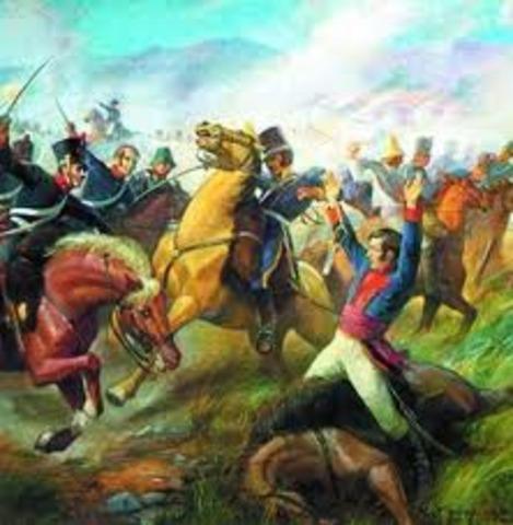 Guerra Independencia(Venezuela)