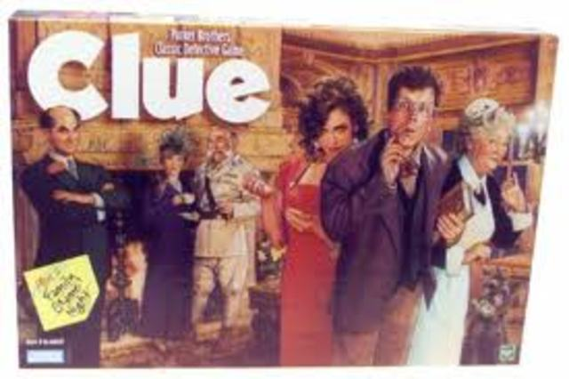 Clue was invented