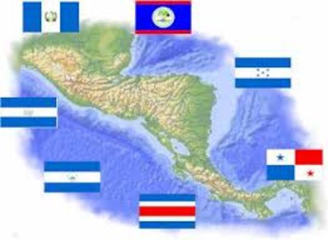PROVINCIAS UNIDAS DE C.A