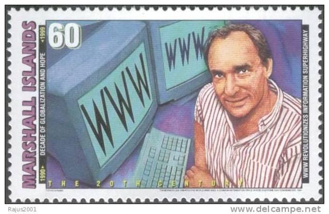 Tim Berners-Lee Ideo www (World Wide Web)