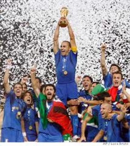 An Azzurri Cup