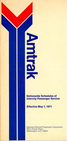 Rail Passenger Service Act