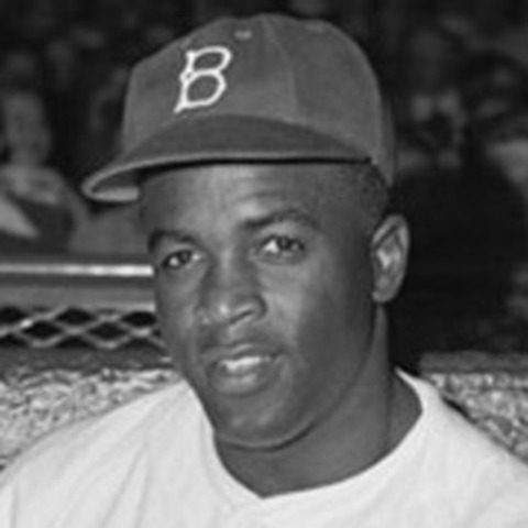 Famous People: Jackie Robinson