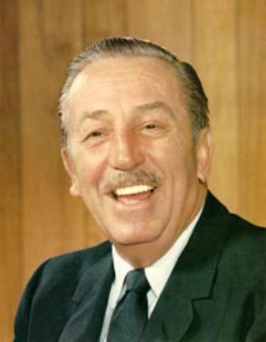 Famous People: Walt Disney