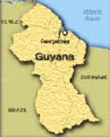 Independencia Guayana
