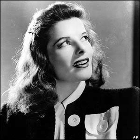 Famous People: Katharine Hepburn