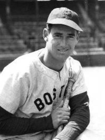 Famous People: Ted Williams