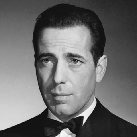 Famous People: Humphrey Bogart
