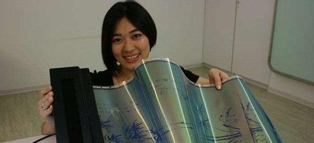 I2R e-paper  el papel electrónico que se borra 260 veces