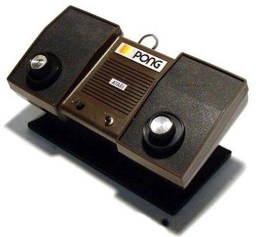 Pong (1975)