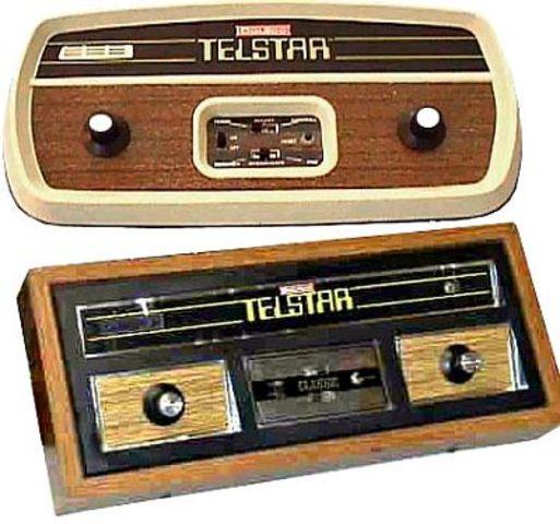 Coleco Telstar (1976)