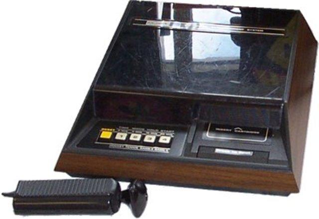 Fairchild Channel F (1976)