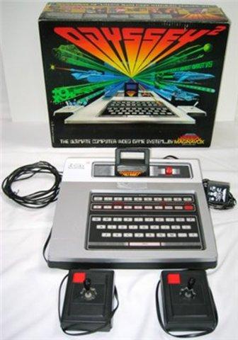 Magnavox Odyssey² (1978)